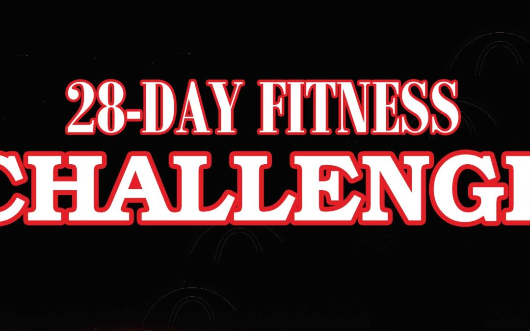 Jan. 19: 28-Day Fitness Challenge
