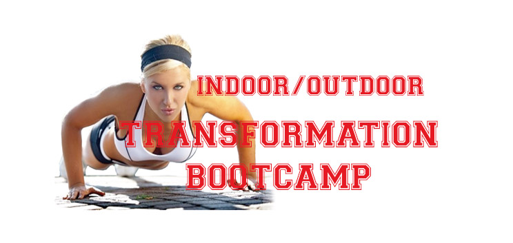 Jan. 19: Transformation Bootcamp
