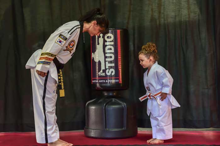 tiny tigers bow martial arts roseville