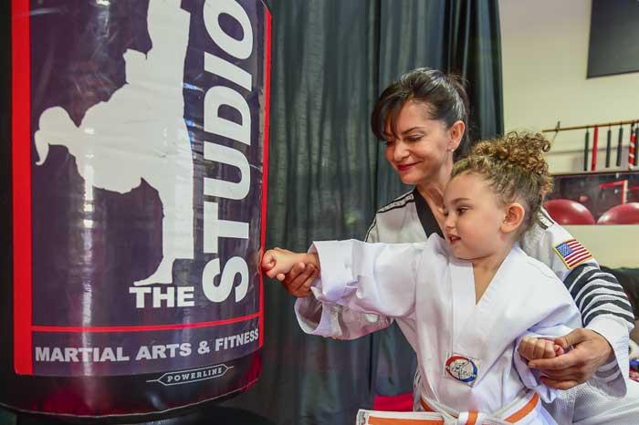 martial arts for kids roseville