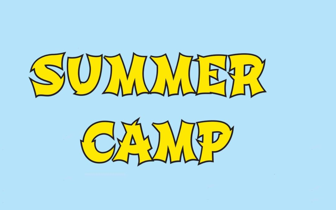 July 22-26: Kids Summer Camp