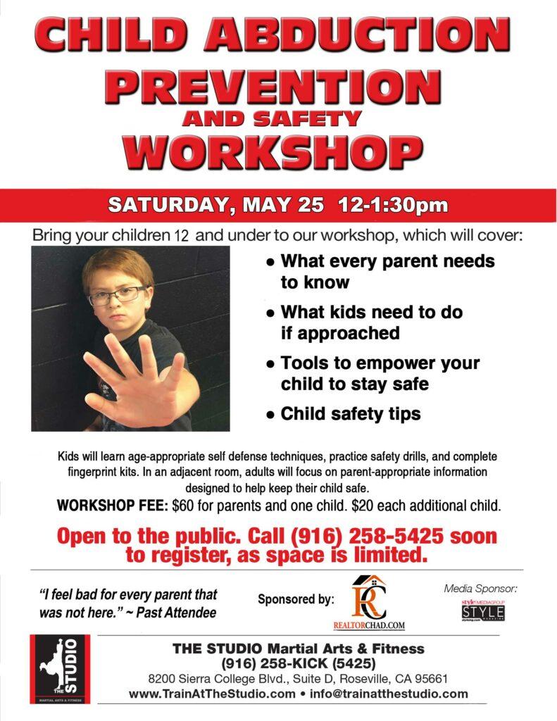 child abduction prevention