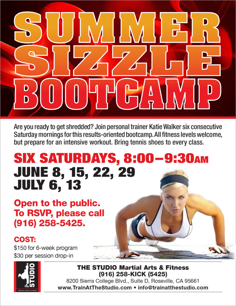 summer fitness bootcamp