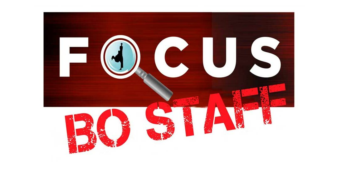 Oct. 11: Bo Staff Focus Series Begins