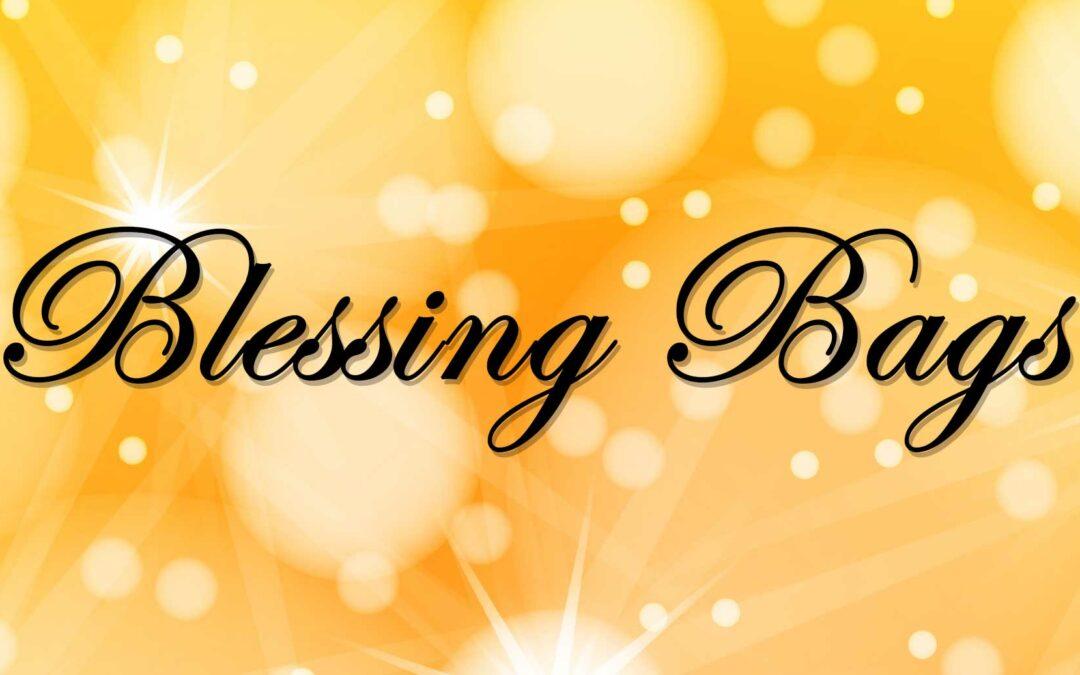 December: Blessing Bags